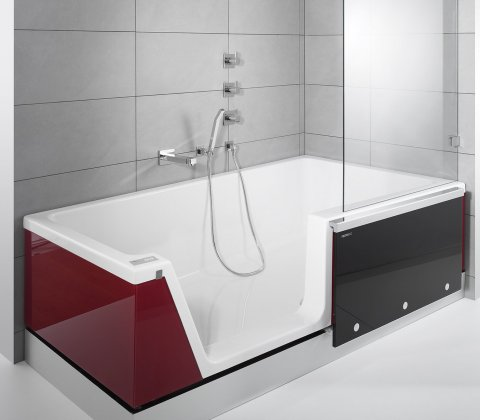 badewanne oder dusche im alter heimdesign. Black Bedroom Furniture Sets. Home Design Ideas